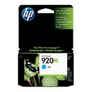 Cartucho original HP 920XL cian (700) pág. (CD972AE)