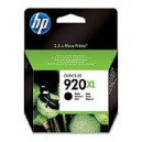 Cartucho original HP 920XL negro (1.200 pág.) (CD975AE)