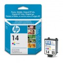 Cartuchos HP 14 Color Originales