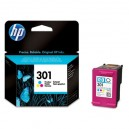 Cartuchos HP 301 Color (165 Pág) (CH562EE) Originales