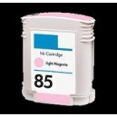 Cartucho remanufacturado compatible HP 85 Magenta claro 69 ml (C9429A-H)