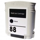 Cartucho compatible HP 88 XL Negro 69 ml (C9396A-H)