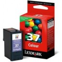 Cartucho de tinta color original Lexmark Nº37 (C-18C2140)