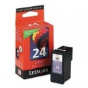 Cartucho de tinta color original Lexmark Nº24 (C-18C1524)