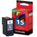 Cartucho de tinta color original Lexmark Nº15 (C-18C2110)