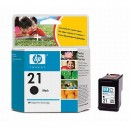 Cartucho original HP 21 Negro 9 ml (C9351A)
