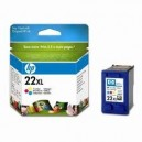 Cartucho original HP 22XL Color 18 ml (C9352C)