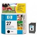 Cartucho original HP 27 Negro 16 ml (C8727A)