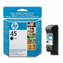 Cartucho original HP 45 Negro 38 ml (C51645A)
