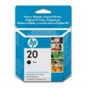 Cartucho original HP 20 Negro 35 ml (C6614A)