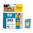 Cartucho original HP 343 Color 15ml (C8766E)
