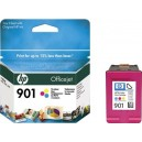Cartucho original HP 901XL Color 15ml (CC656A)
