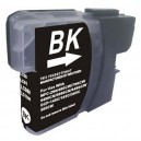 Cartucho remanufacturado compatible con Brother negro LC980BK-B 29ml