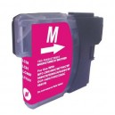 Cartucho remanufacturado compatible con Brother magenta LC980M-B 20ml