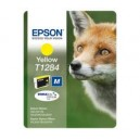 Cartuchos Epson T1284 Yellow originales