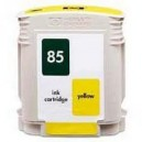 Cartucho remanufacturado compatible HP 85 Amarillo 28 ml (C9427A-H)