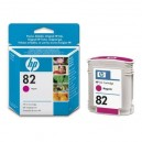 Cartucho original HP 82 Magenta 69 ml (C4912A)