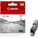 Cartucho compatible Canon CLI521BK-CA 10.5ml