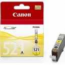Cartucho compatible Canon CLI521Y-CA 10.5ml