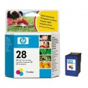 Cartucho original HP 28 Color 16 ml (C8728A)