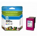 Cartucho original HP 300XL Color 17 ml (CC644E)